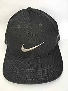 Tiger Woods Tour Mesh Fitted Golf Hat (Black)  Amazon.co.uk  Sports ... 76fcdd3371a