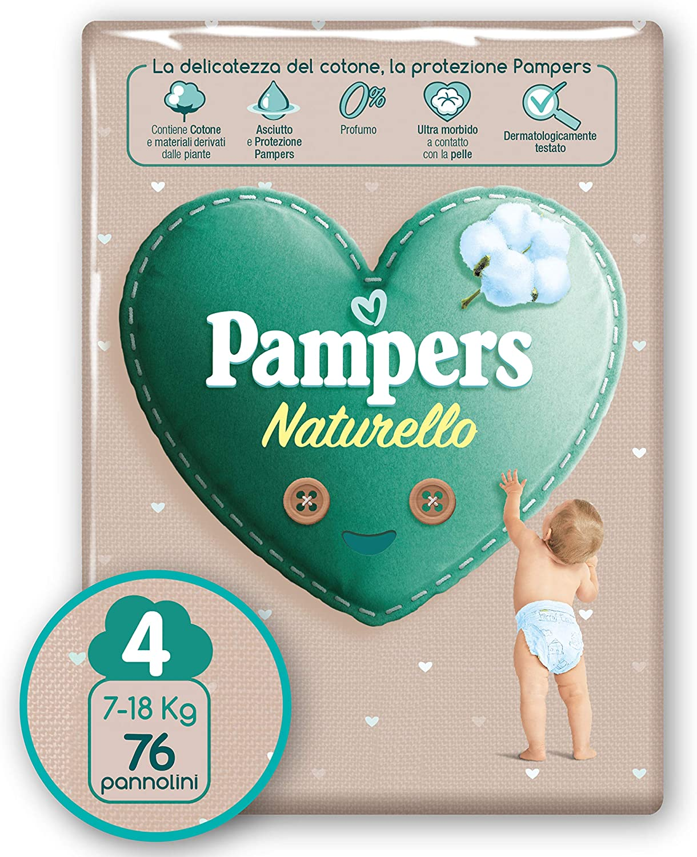 Pampers Naturello Windeln Mini
