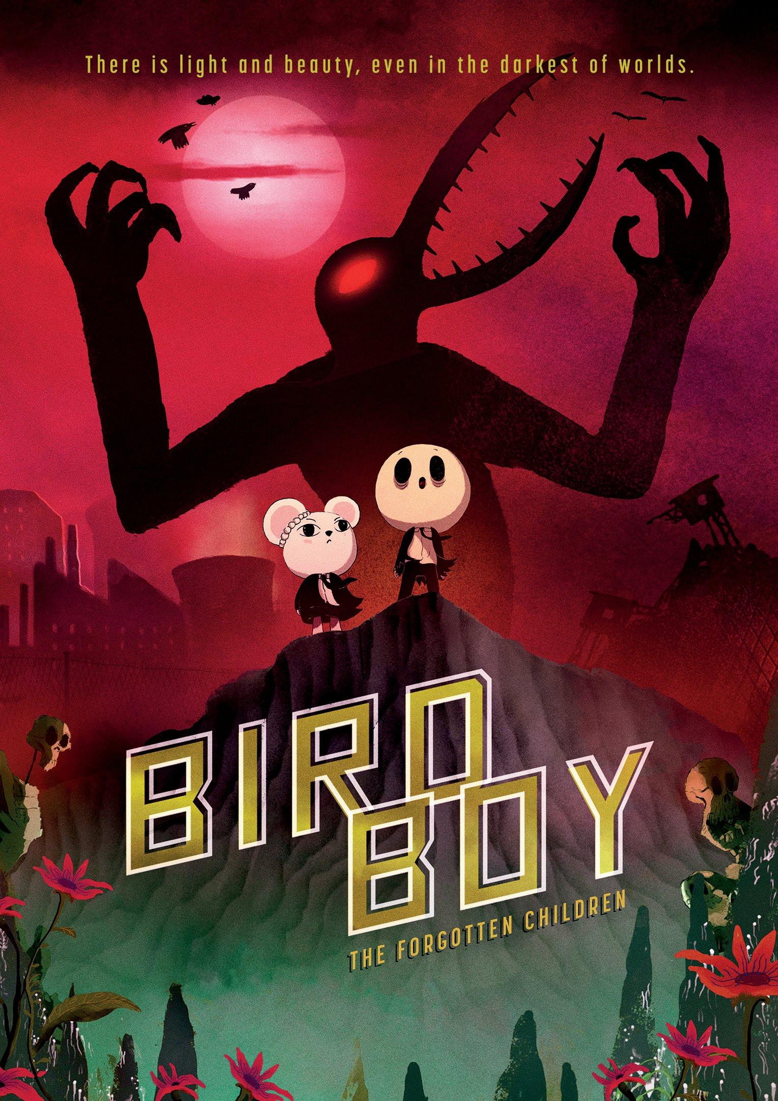 DVD : Birdboy: The Forgotten Children (Subtitled, Widescreen)