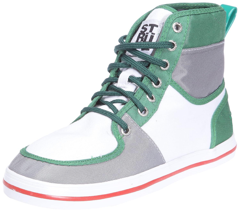 Striipe Forest, Blanc/Vert Boots femme Forest, Blanc Striipe/Vert 7b01a2e - automaticcouplings.space