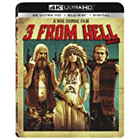 Deals on 3 From Hell 4K Ultra HD + Blu-ray + Digital Copy