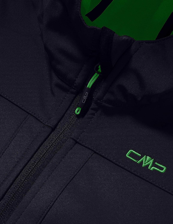 C.P.M Veste Softshell avec ClimaProtect Technologie Gar/çon