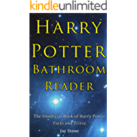 Harry Potter Bathroom Reader: The Unofficial Book of Harry Potter Facts and Trivia