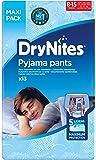 Drynites Mutandine Assorbenti per la Notte per Bambino, 27-57 Kg, 4 Confezioni da 13 Pezzi