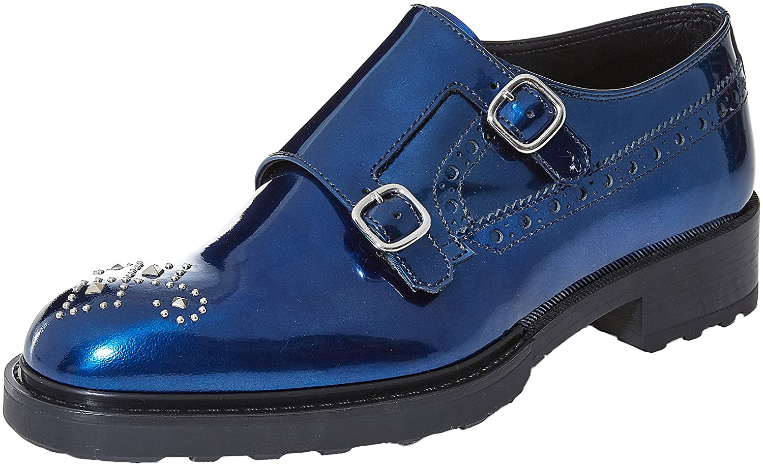 Bd0851, Womens Buckle Shoes Barracuda