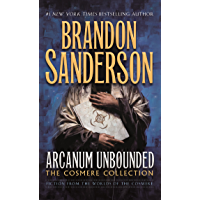 Arcanum Unbounded: The Cosmere Collection (English Edition)