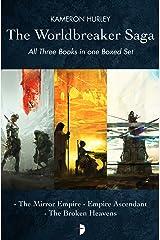 The Worldbreaker Saga Omnibus Kindle Edition