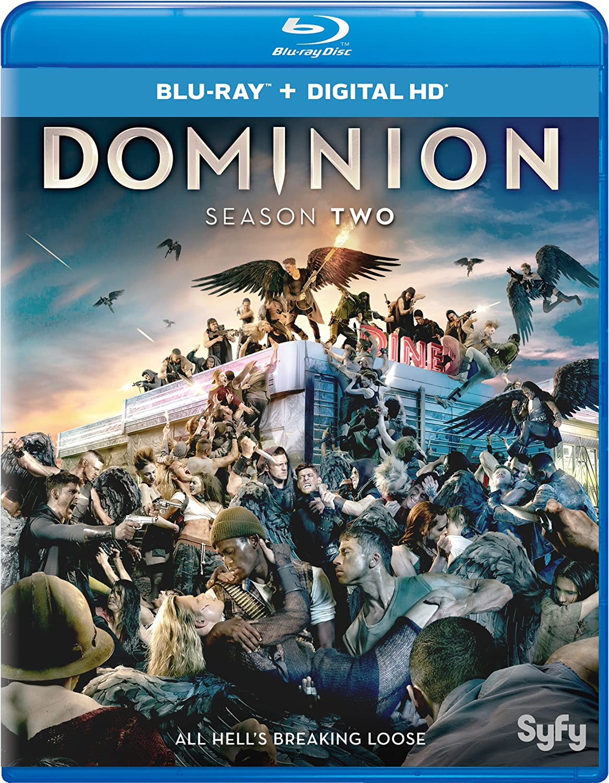 Amazon com dominion season 2 blu ray digital hd christopher egan anthony stewart head tom wisdom roxanne mckee movies tv