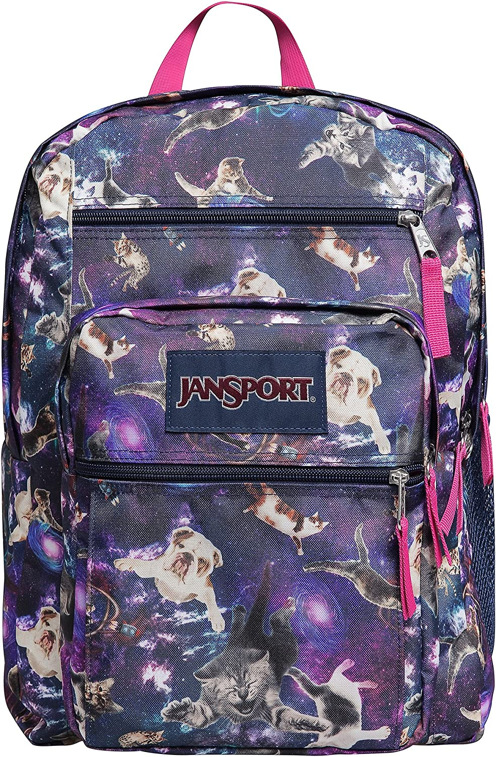 JanSport Big Student Classics Series Backpack – Purple
