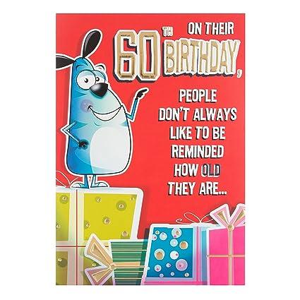 Hallmark - Tarjeta de felicitación para 50 cumpleaños ...