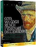 Goya,Van Gogh,Munch: I Visionari dell'Emozione (3 Blu-Ray)
