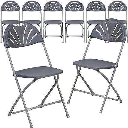 amazon com flash furniture 8 pk hercules series 800 lb capacity