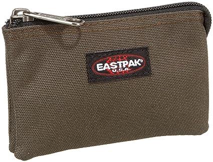 Eastpak - Cartera para Hombre Hombre marrón 8 x 12 cm ...