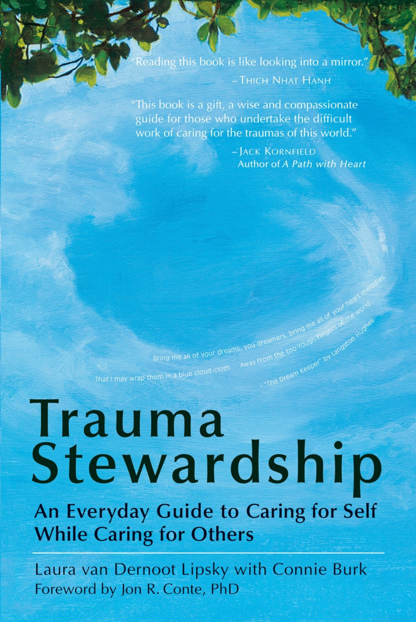 trauma stewardship an everyday guide to caring for self while