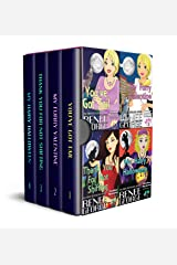 Peculiar Mysteries: Books 1 - 4 (Peculiar Mysteries Collection) Kindle Edition