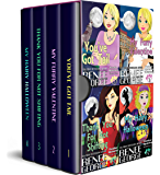Peculiar Mysteries: Books 1 - 4 (Peculiar Mysteries Collection)