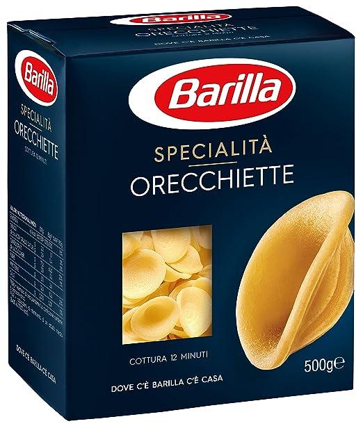 14 opinioni per Barilla- Orecchiette Pugliesi, Pasta di Semola di Grano Duro- 5 pezzi da 500 g