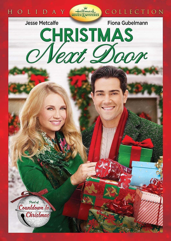 Christmas Next Door Hallmark.Amazon Com Christmas Next Door Jesse Metcalfe Fiona