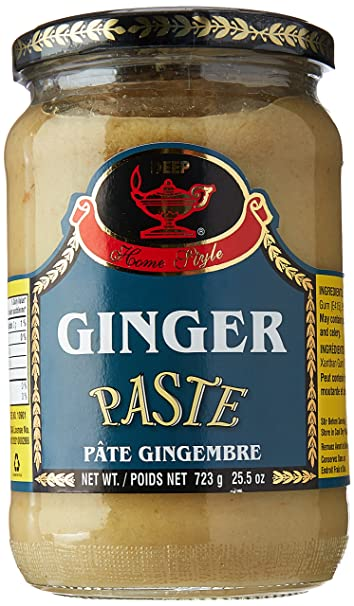 Ginger Paste 25.5 oz.