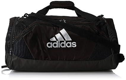 1bd0d708a adidas Team Issue II Duffel Bag, Black, One Size: Amazon.ca: Sports ...