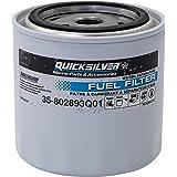 QuickSilver 802893Q01 Filtro de separação de combustível/água Quicksilver/Mercury, não especificado, não especificado