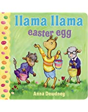 Llama Llama Easter Egg