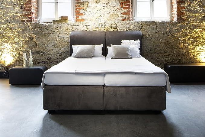Schlichter Möbel Marco Fino Cama de Muebles con somier Combi: Amazon.es: Hogar