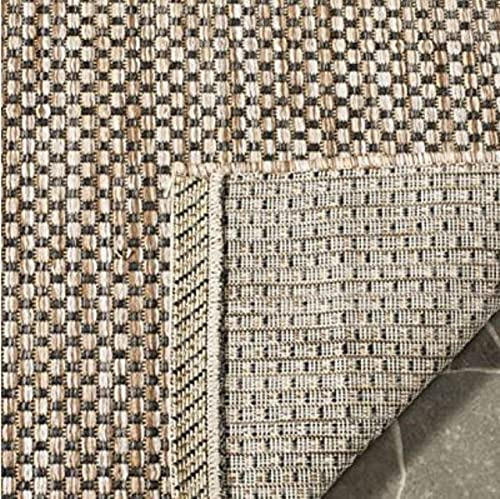 Safavieh Courtyard Collection CY8522-36311 Indoor Outdoor Area Rug, 9 x 12 , Beige Beige