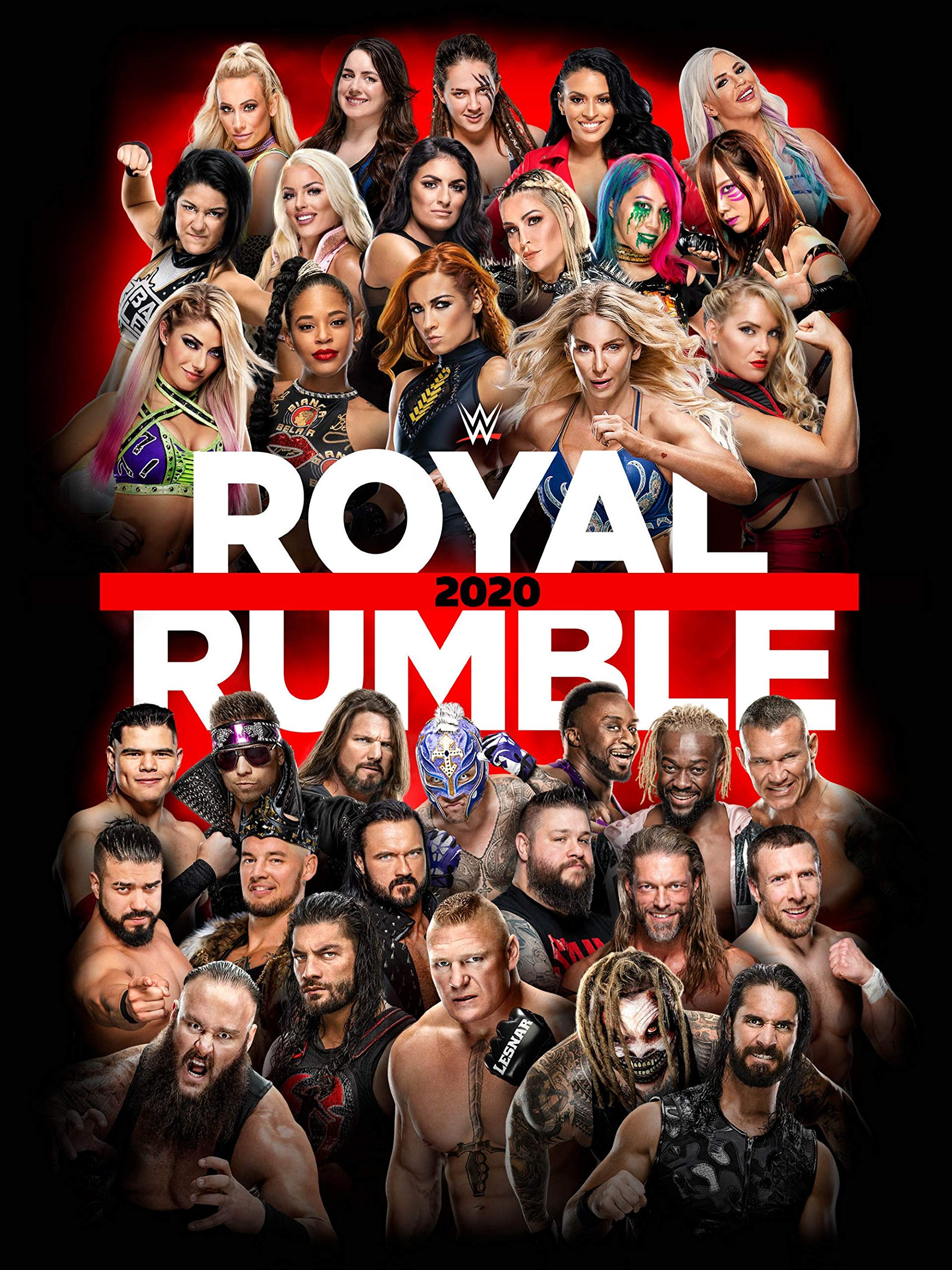 Watch WWE: Royal Rumble 2020 | Prime Video
