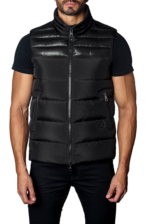 [ヤレドラング] メンズ ジャケットブルゾン Jared Lang Down Puffer Vest [並行輸入品] B07C37F2N6 XX-Large