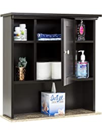 Best Choice Products Bathroom Wall Storage.