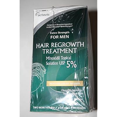 Actavis for Men Hair Growth Treatment 6-month Supply