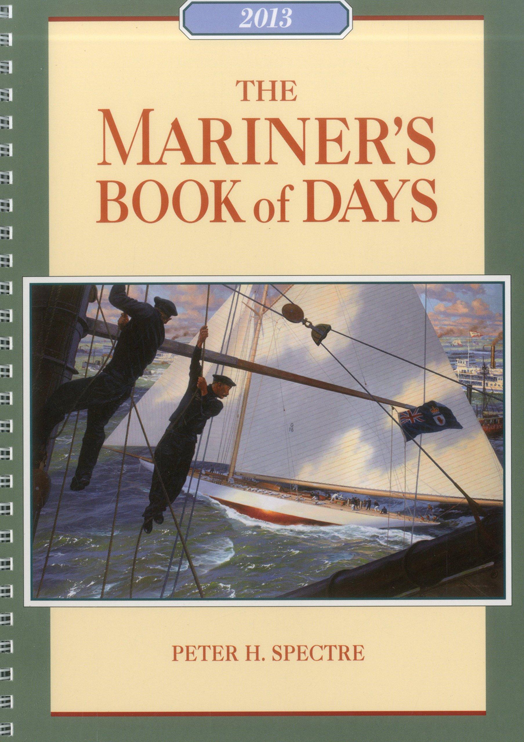Read Online Mariner's Book of Days 2013 PDF