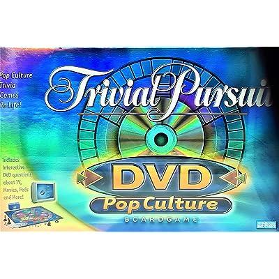 Trivial Pursuit Pop Culture Dvd Trivia Game: Toys & Games [5Bkhe1203416]