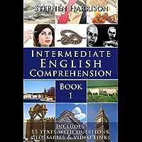 Intermediate English Comprehension - Book 1