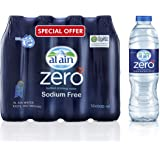 ALAIN Zero Sodium Water - 500 ml (Pack of 12)