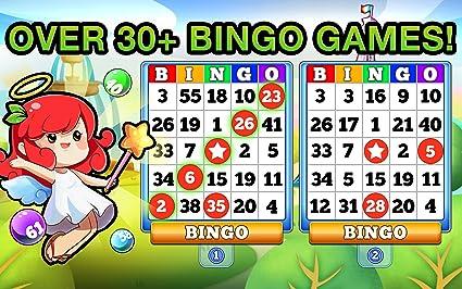 free bingo games online play now