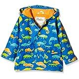 Hatley Baby Boys 0-24m Crazy Chameleons Raincoat