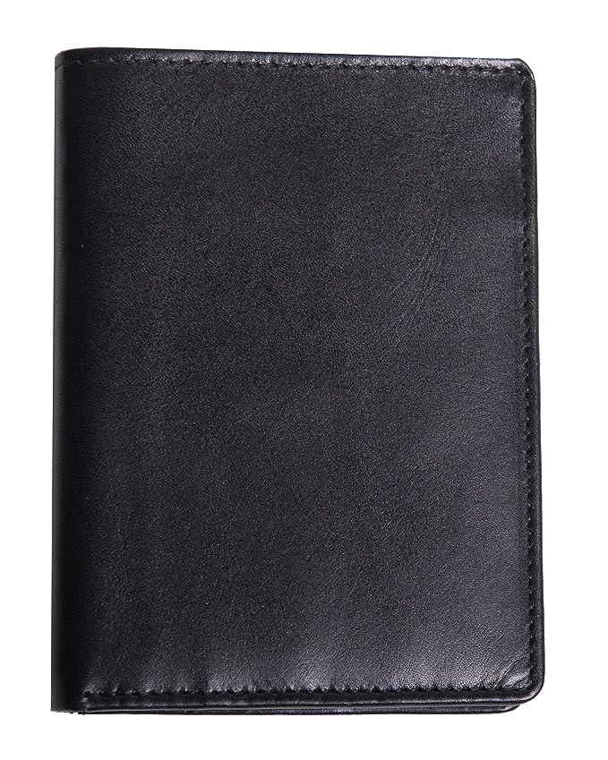 Tarjetero, carteras extrafinas, piel autentica y hechas a mano. Las mejores billeteras de cuero autentico.: Amazon.es: Equipaje