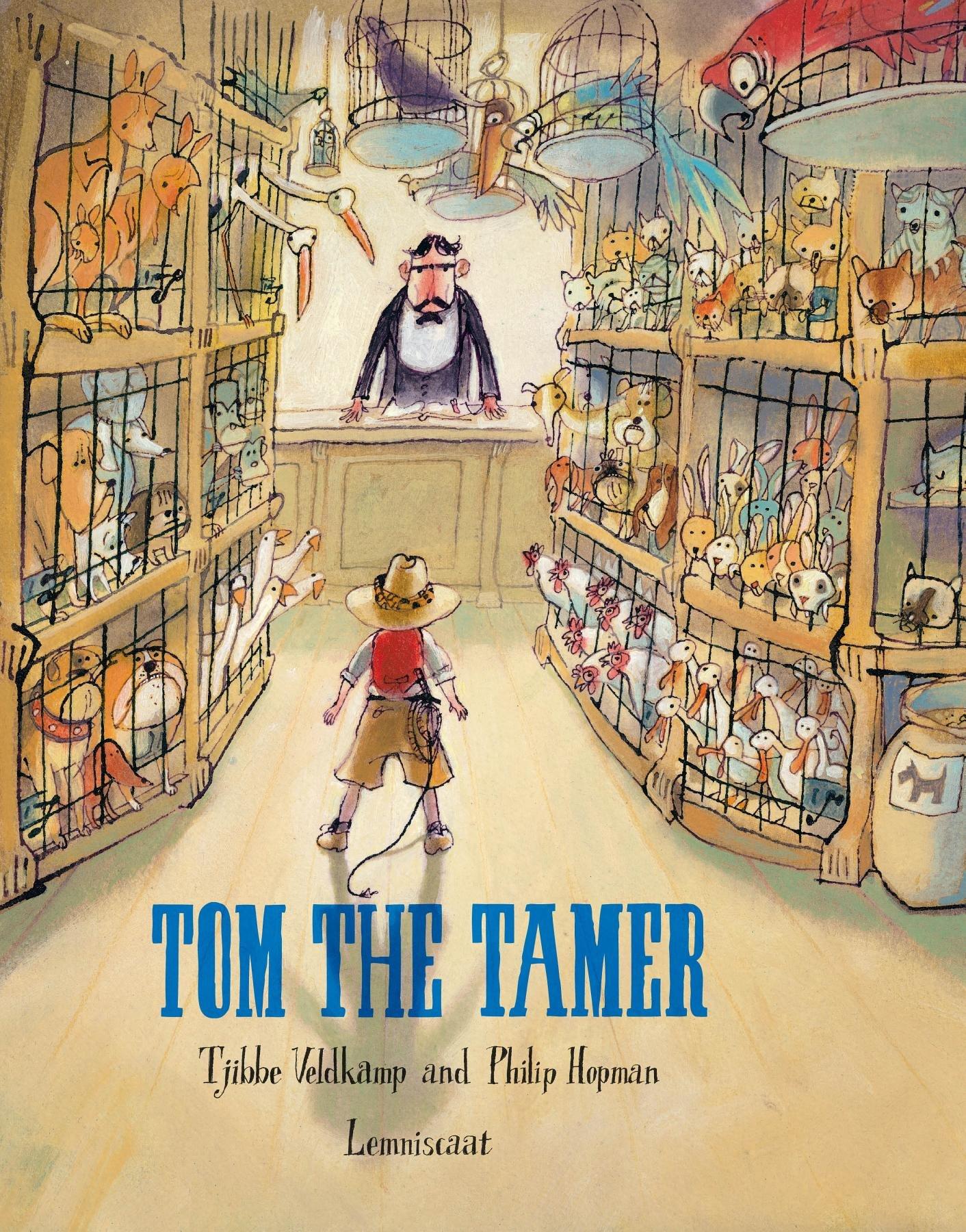Tom the Tamer pdf