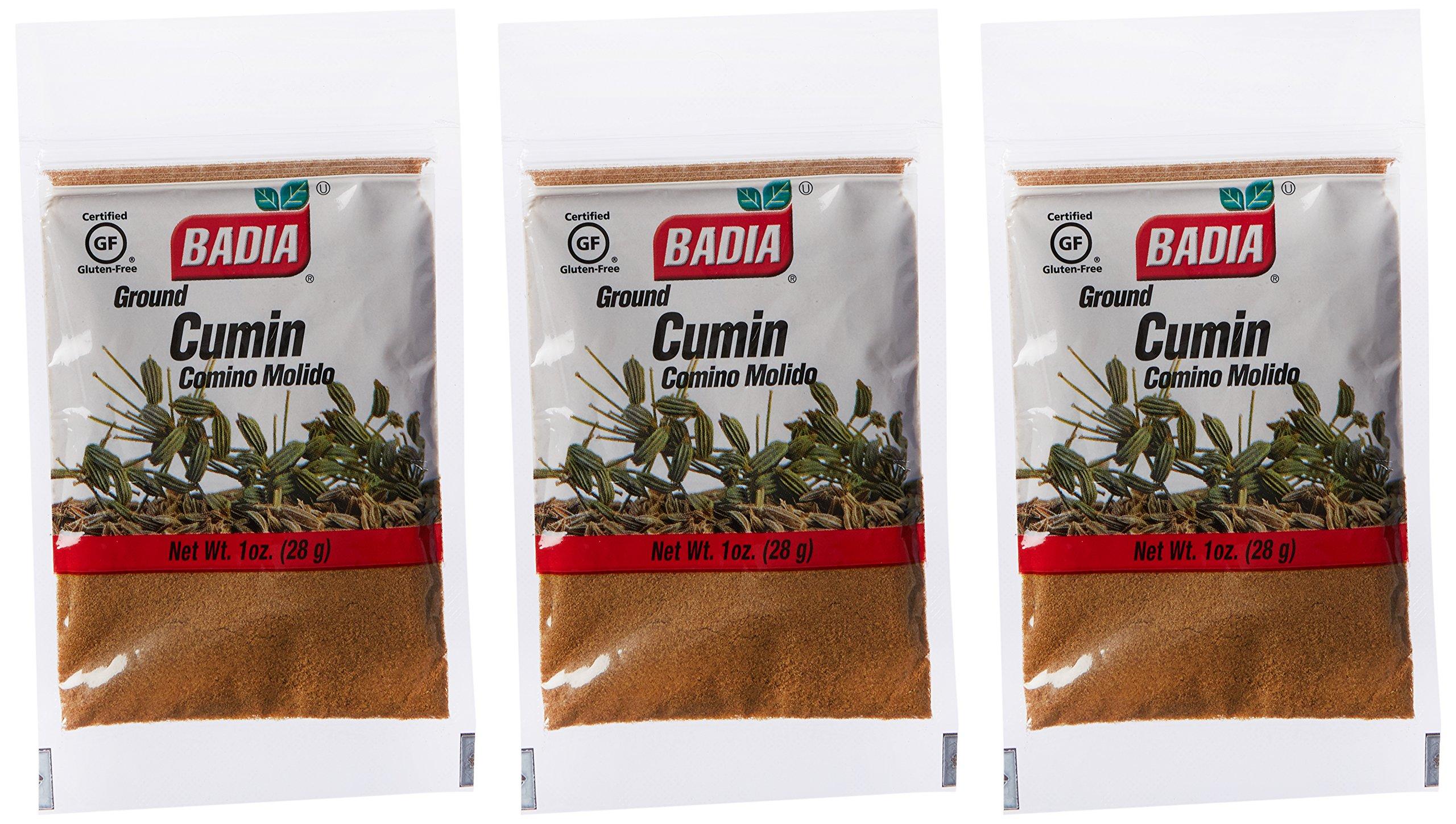 Badia Cumin Ground 1 oz(Pack of 3)