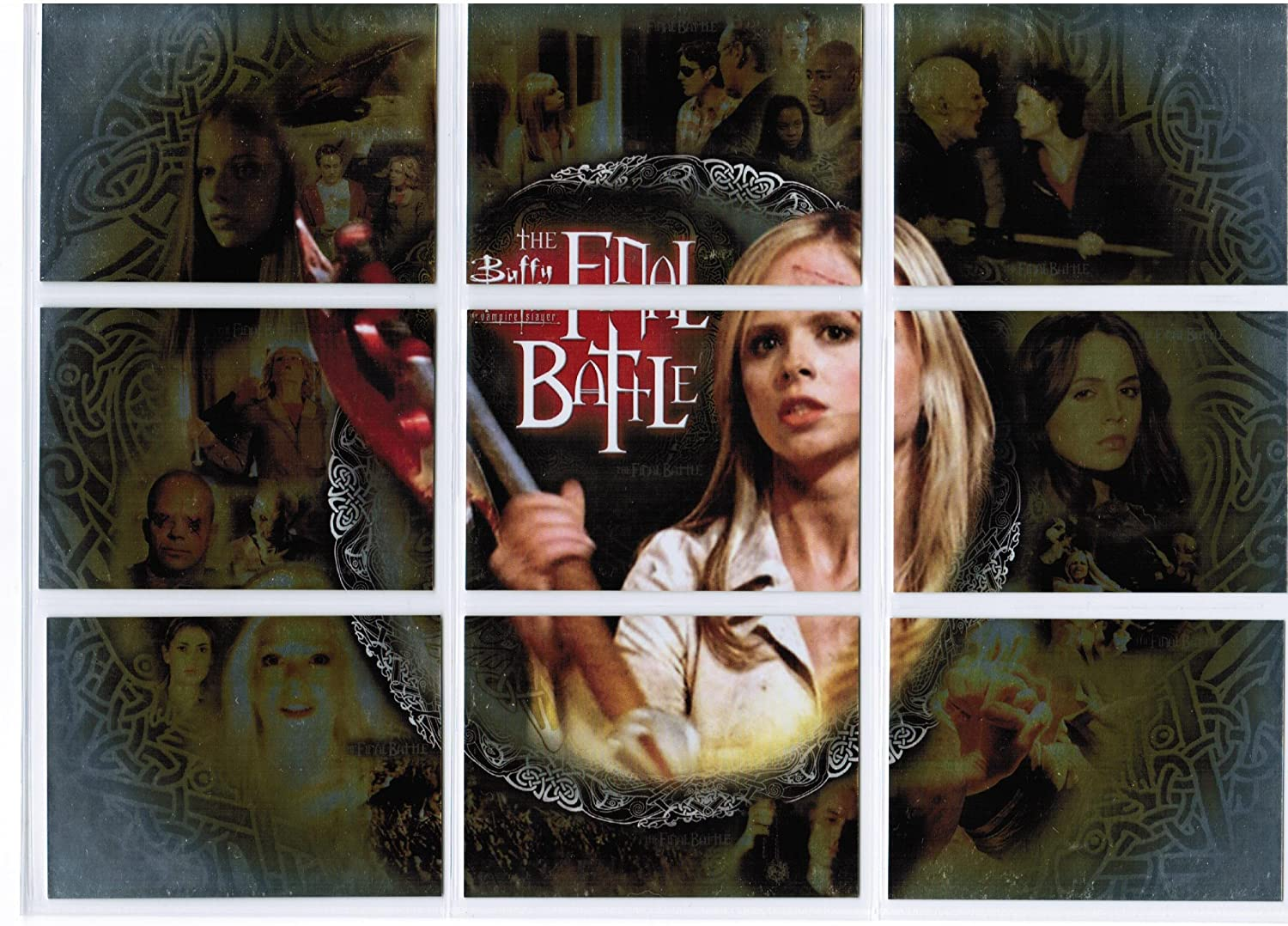 Buffy TVS Season 7 Slayers Legacy Chase Card SL-2