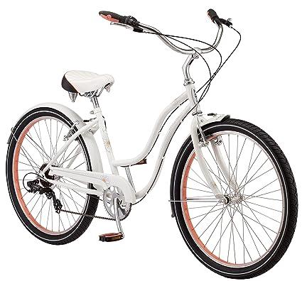 97df924ef27 Amazon.com : Schwinn Kalei Women's Cruiser Bicycle, 26-Inch Wheels ...