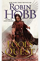 Fool's Quest: Book II of the Fitz and the Fool trilogy Kindle Edition