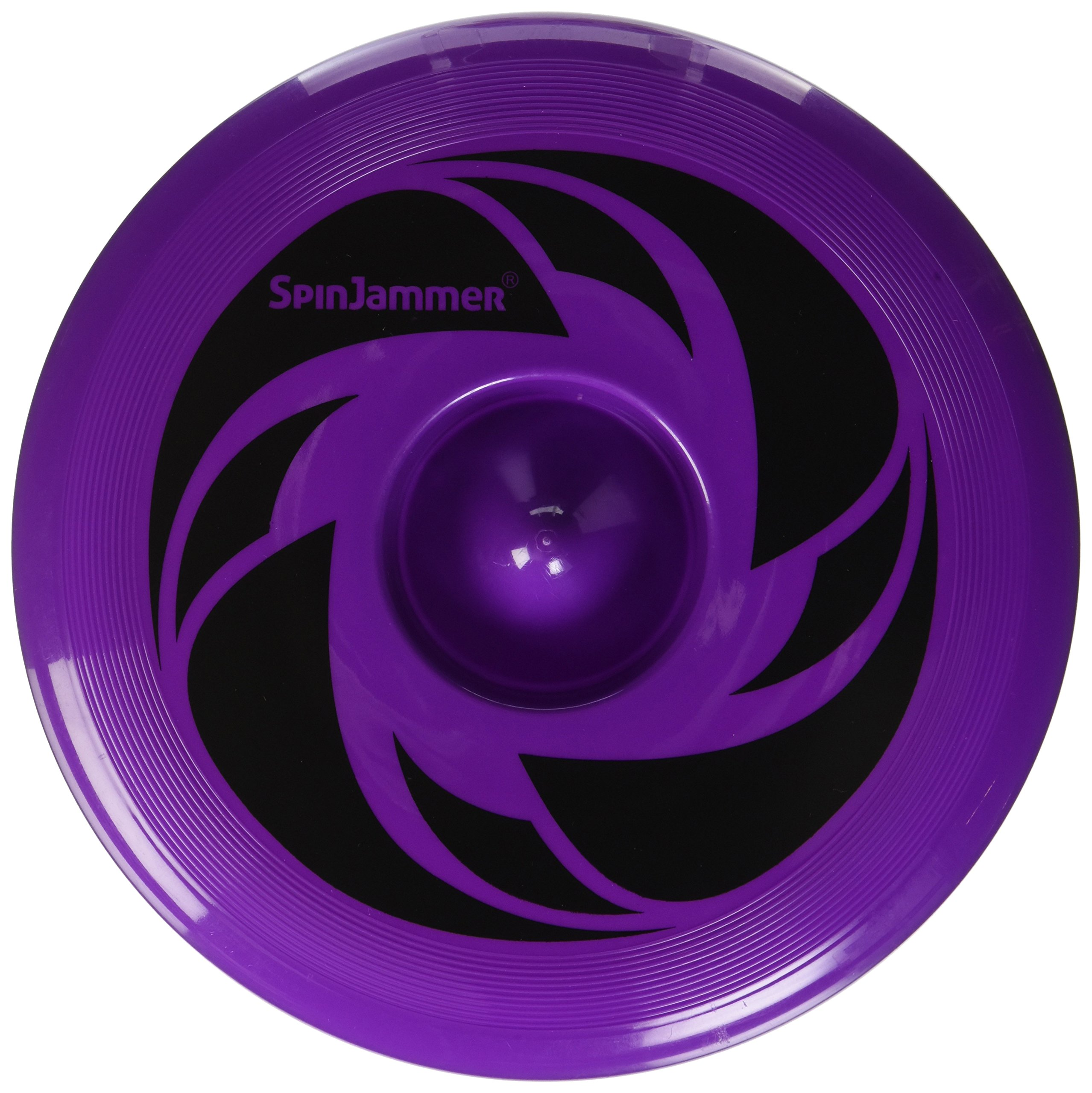 Spin Jammer 3090 Deluxe Flying Disc, 10'' Diameter by Spin Jammer
