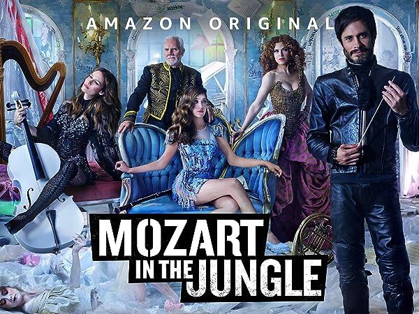 プライムビデオ英語字幕版モーツァルト・イン・ザ・ジャングルの画像
