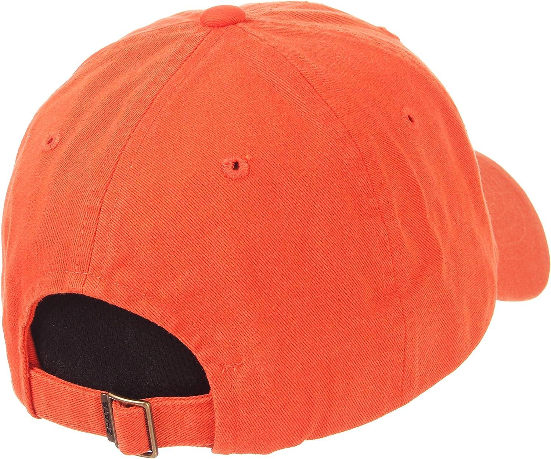 Clemson University Tigers Orange Paw 100/% Cotton Top Scholarship Adult Men//Womens Adjustable Baseball Cap//Hat