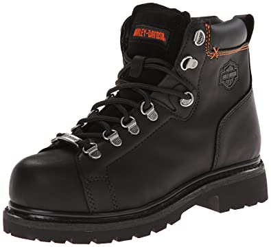 Amazon.com: Harley-Davidson Women's Gabby Steel Toe Work Boot: Shoes
