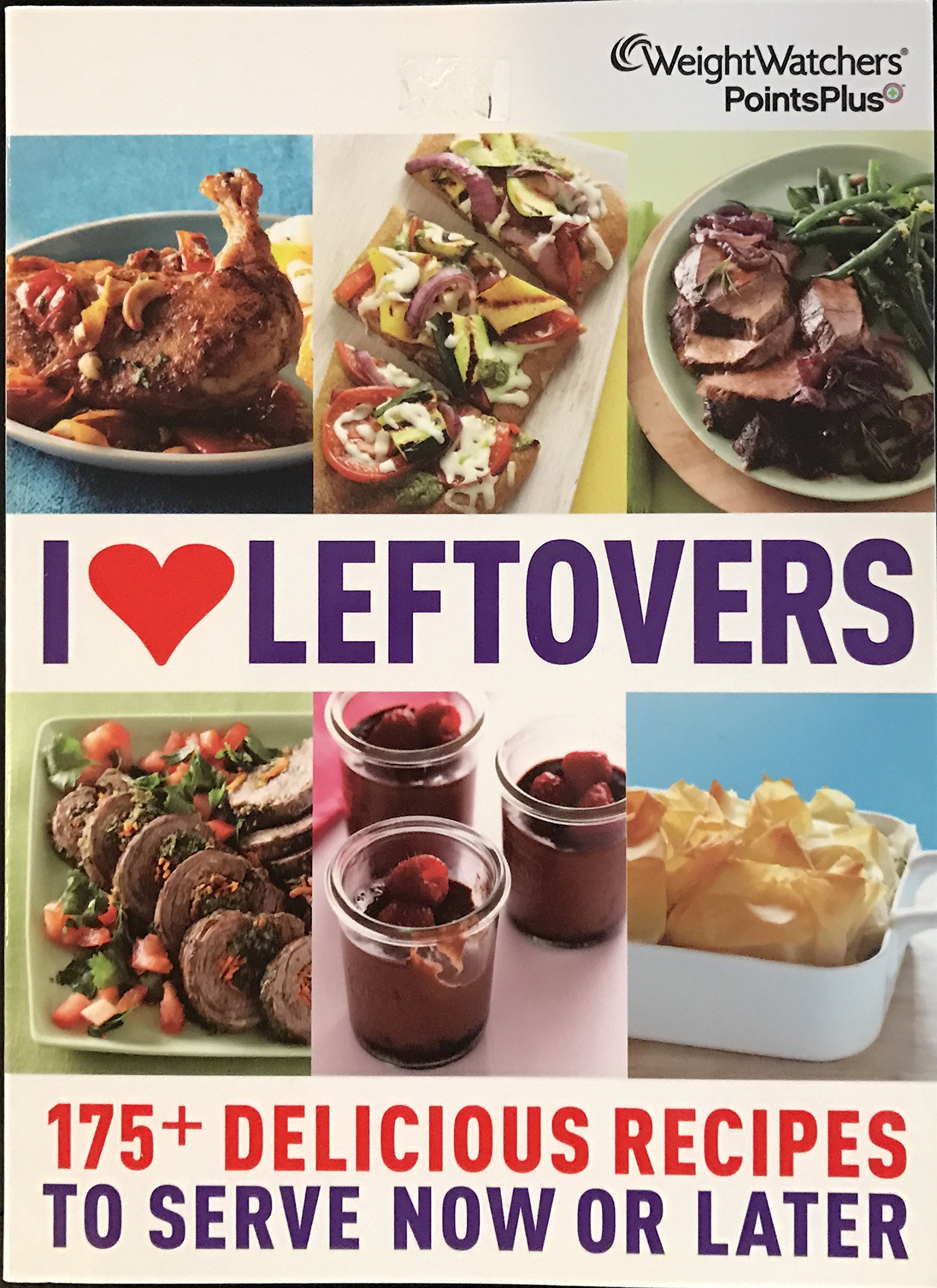 Read Online I Love Leftovers: Weight Watchers Points Plus Cookbook ebook