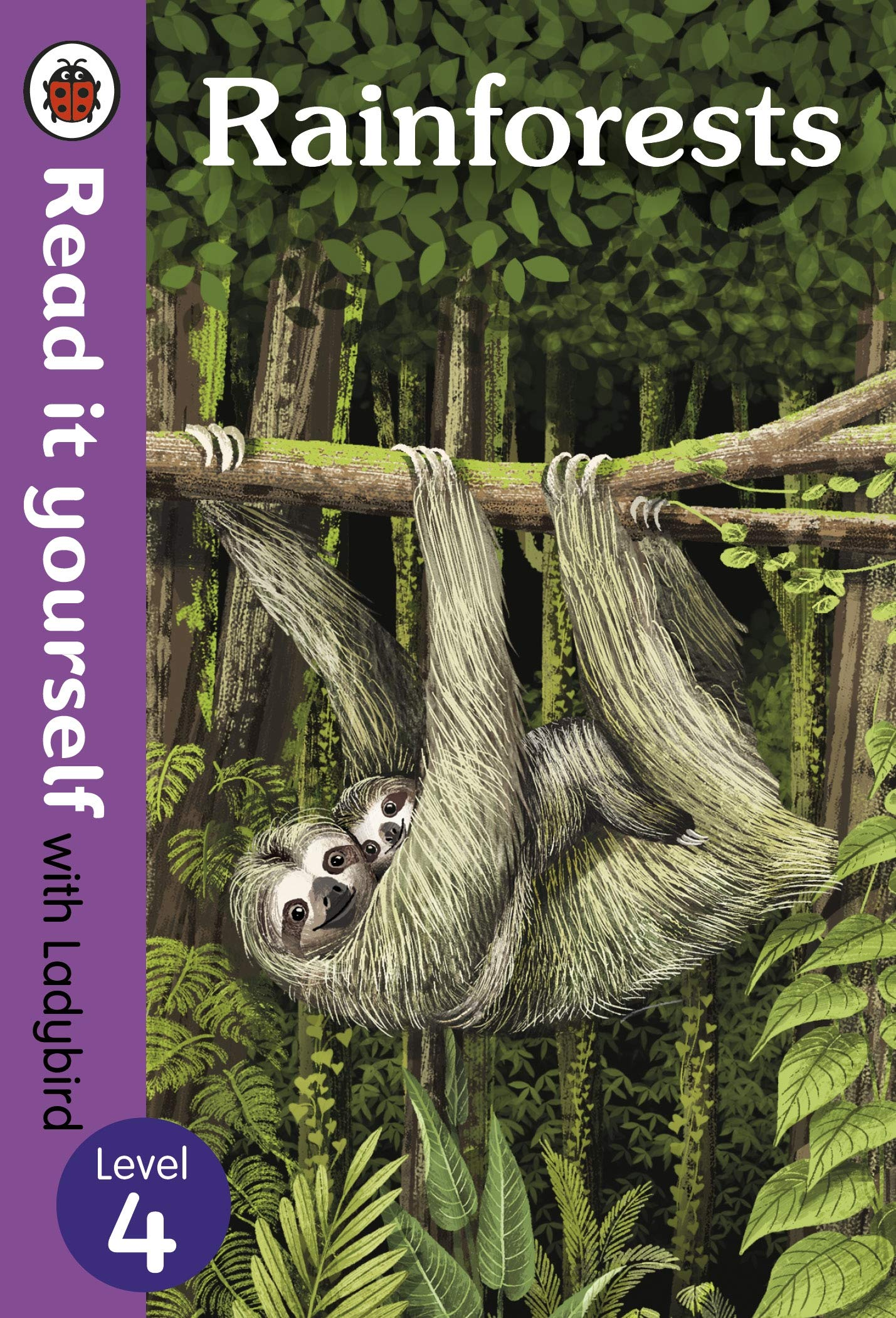 Rainforests – Read It Yourself With Ladybird Level 4
